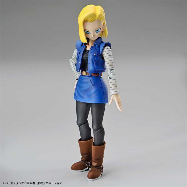 Model Kit Androide 18 Dragon Ball Z Figure Rise Standard