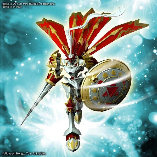 Model Kit Dukemon Gallantmon Digimon Tamers Figure Rise Amplified