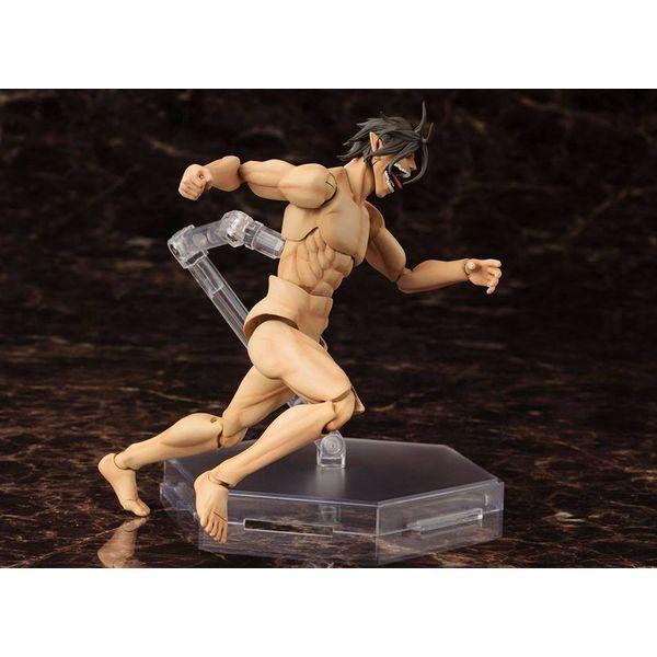 Model Kit Eren Yeager Ataque a los Titanes