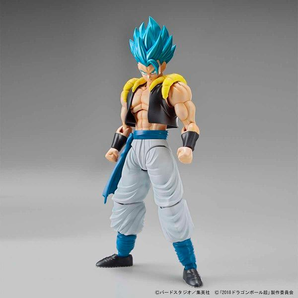 Gogeta SSGSS Model Kit Dragon Ball Super Figure Rise