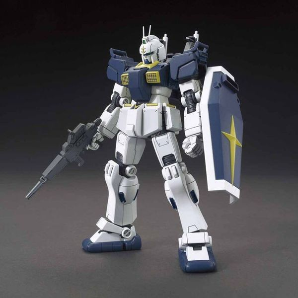 Gundam Ground Type Thunderbolt Ver. 1/144 Model Kit HG Gundam