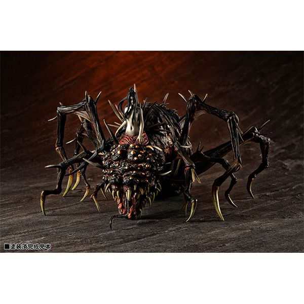 Oscar Knight of Astora & Chaos Witch Quelaag Model Kit Dark Souls Game Piece Collection