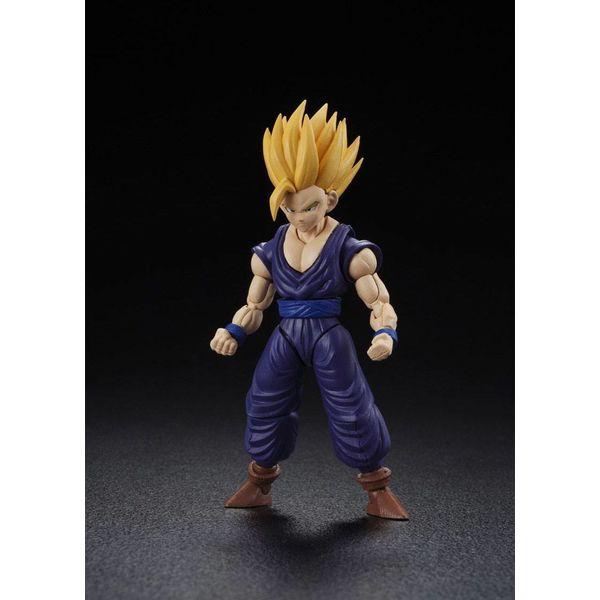 Model Kit Son Gohan SSJ2 Dragon Ball Z Figure Rise