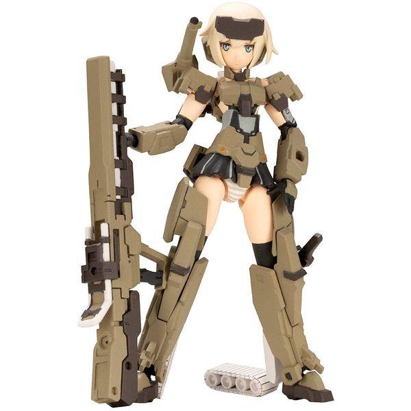 Gourai Model Kit Frame Arms Girl