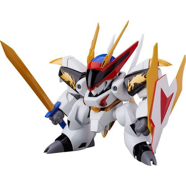 MS-05 Ryuomaru PLAMAX Model Kit Mashin Hero Wataru