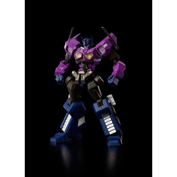 Model Kit Shattered Glass Optimus Primer Attack Mode Transformers Furai