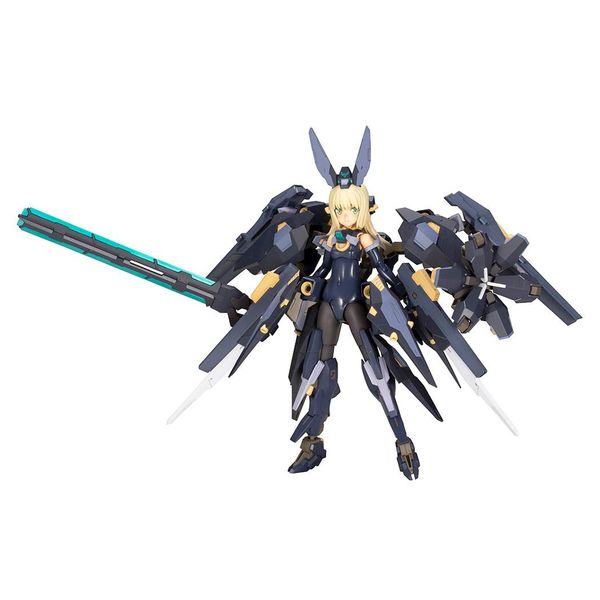 Zelfikar Model Kit Frame Arms Girl