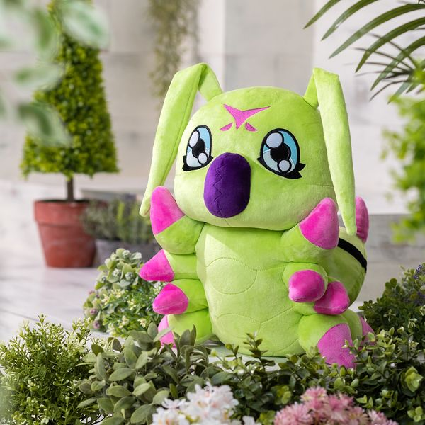 Peluche Wormmon Limited Edition Digimon Stuffed Collection