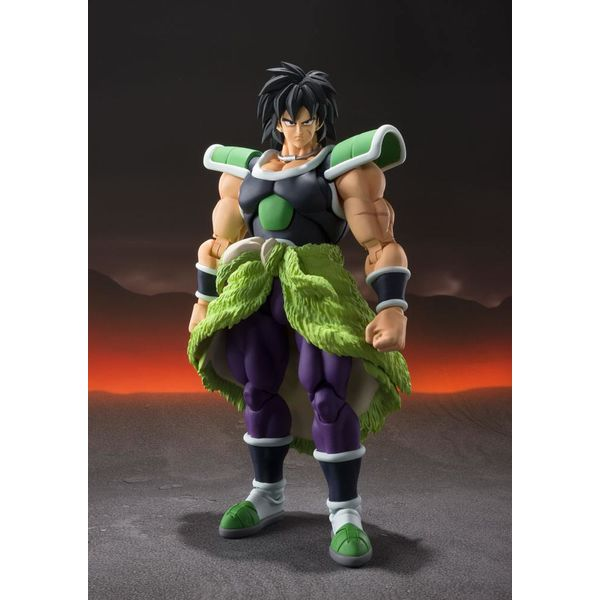 Broly S.H. Figuarts Dragon Ball Super