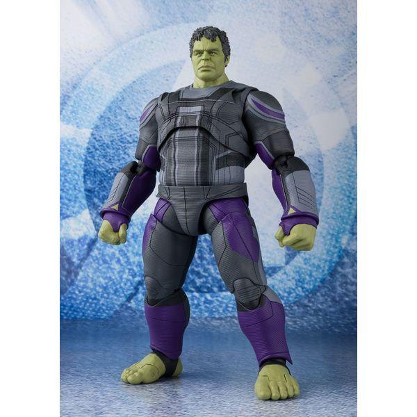 SH Figuarts Hulk Vengadores Endgame Marvel Comics