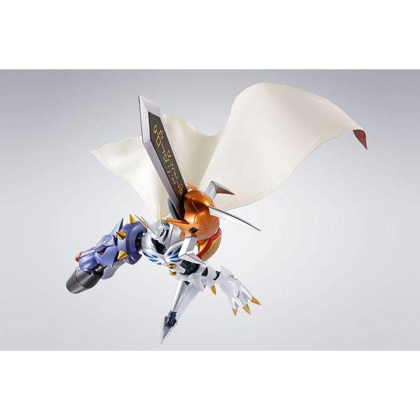 SH Figuarts Omegamon Premium Color Edition Digimon Adventure Our War Game