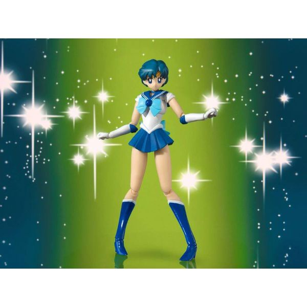 Sailor Mercury SH Figuarts Sailor Moon