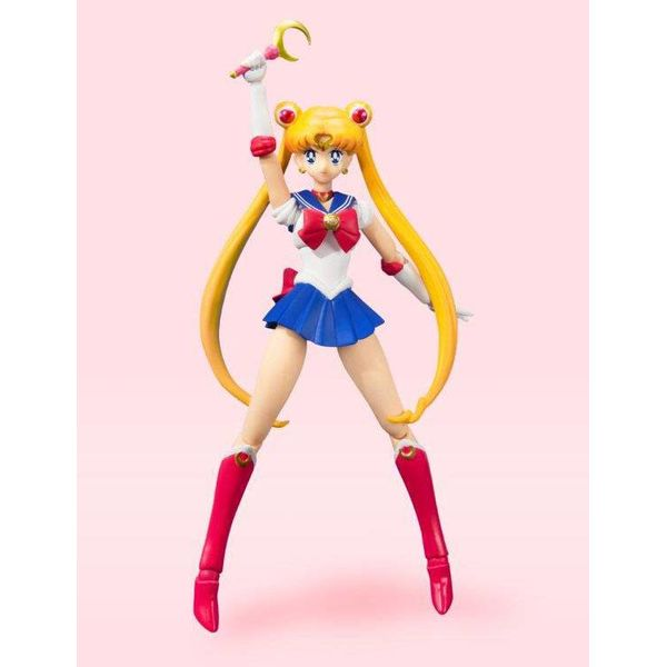 Sailor Moon Animation Color Edition SH Figuarts Sailor Moon