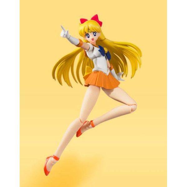 Sailor Venus Animation Color Edition SH Figuarts Sailor Moon