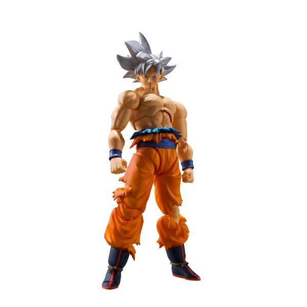 Son Goku Ultra Instinct SH Figuarts Dragon Ball Super