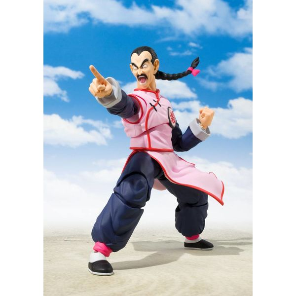 SH Figuarts Tao Pai Pai Tamashii Web Exclusive Dragon Ball