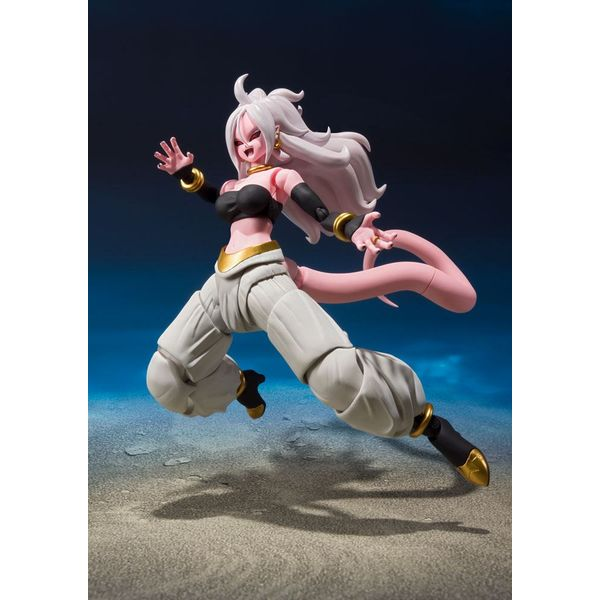 SH Figuarts Android no. 21 Dragon Ball FighterZ