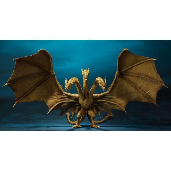 SH Figuarts King Ghidorah Godzilla King of the Monsters 2019 MonsterArts