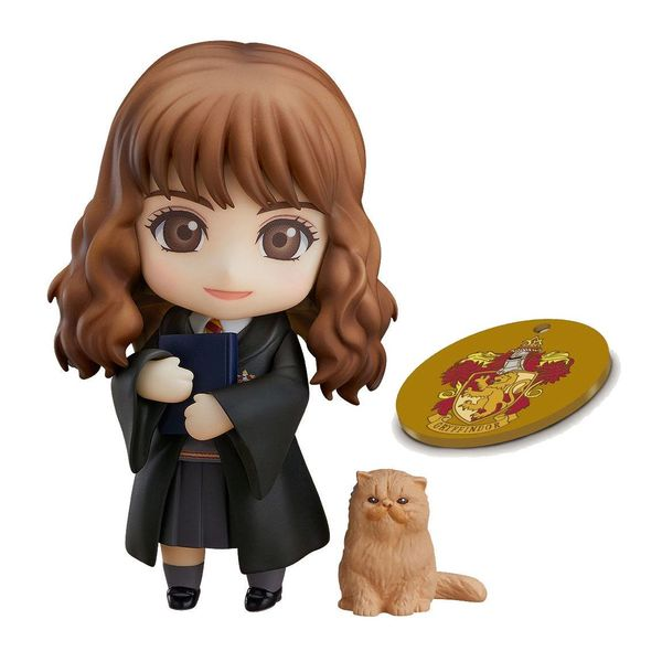 Nendoroid 1034 Hermione Granger Heo Exclusive Harry Potter