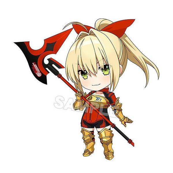 Nero Cladius Racing Nendoroid 1179 Good Smile Racing & Type Moon Racing
