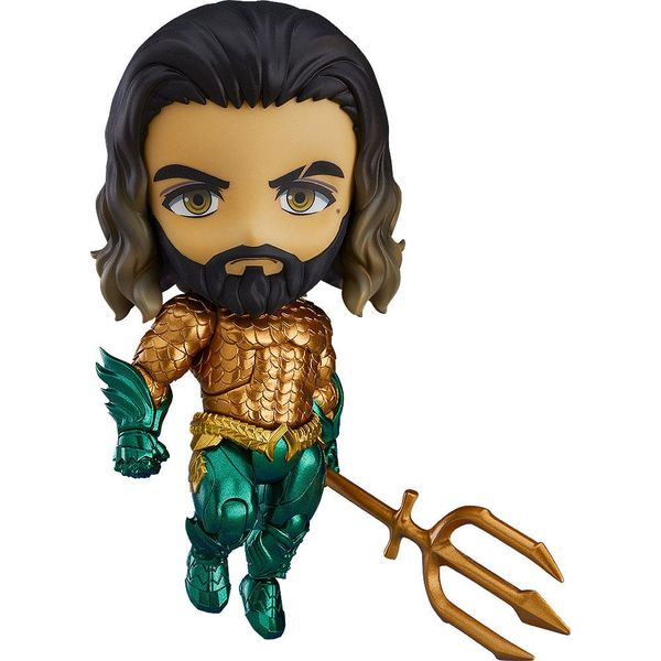 Aquaman Hero Edition Nendoroid 1190 DC Comics