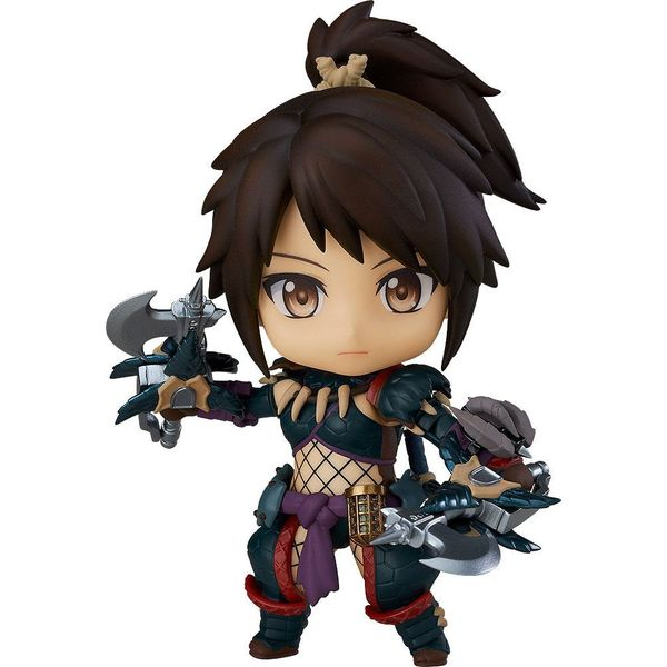 Hunter Female Nargacuga Alpha Armor Dx Nendoroid 1284 Dx Monster