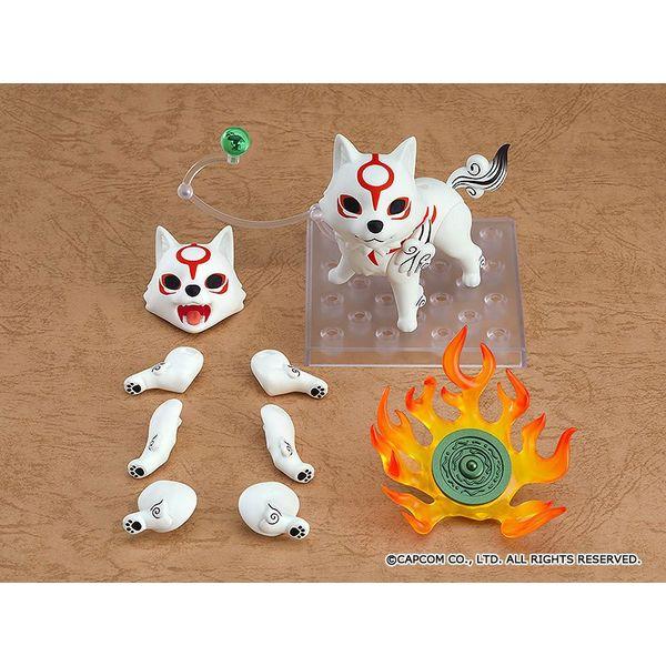 Nendoroid 1365 Amaterasu Okami