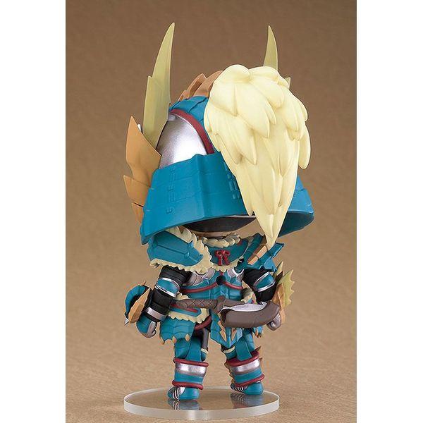 Nendoroid 1421 DX Hunter Male Zinogre Alpha Armor DX Monster Hunter World Iceborne