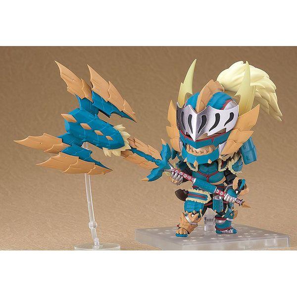 Nendoroid 1421 Hunter Male Zinogre Alpha Armor Monster Hunter World Iceborne