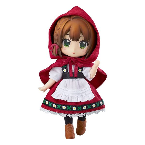 Nendoroid Doll Little Red Riding Hood Rose Original Character