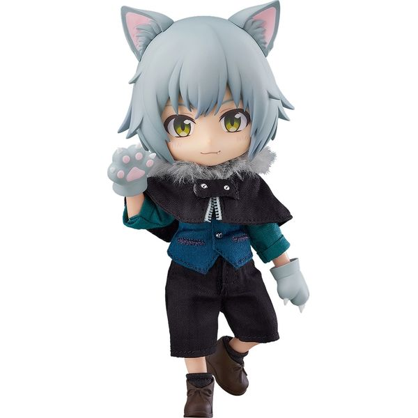 Wolf Ash Nendoroid Doll Original Character