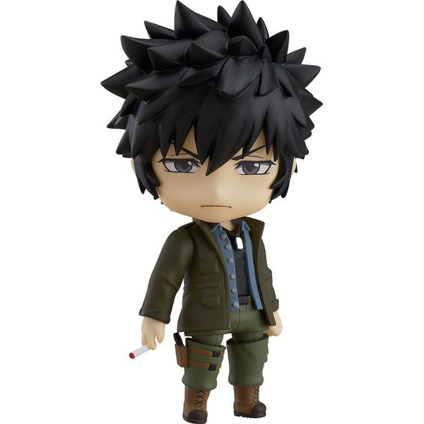 Nendoroid 1066-DX Shinya Kogami SS ver Psycho-Pass Sinners of the System