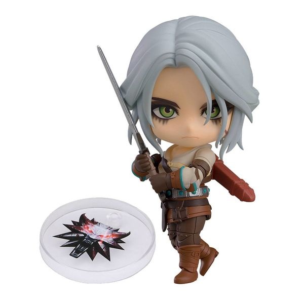 Nendoroid 1108 Ciri The Witcher 3 Wild Hunt