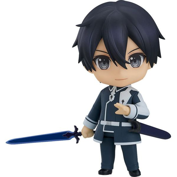 Nendoroid 1138 Kirito Elite Swordsman Sword Art Online Alicization