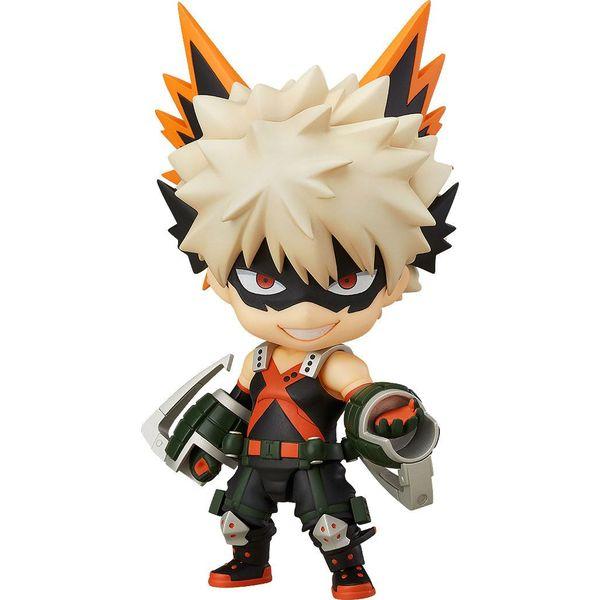 Katsuki Bakugo Hero's Edition Nendoroid 705 My Hero Academia