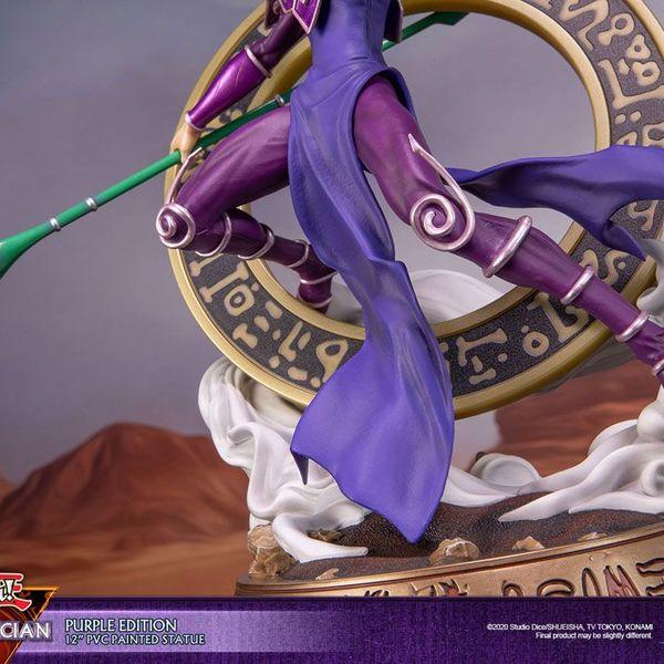 Figura Dark Magician Purple Version Yu Gi Oh F4F