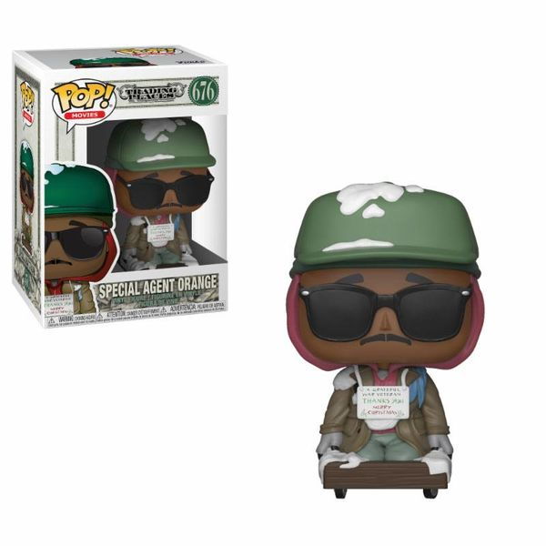 Funko Billy Ray on Cart Trading Places PoP!