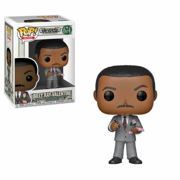 Funko Billy Ray Valentine Trading Places PoP!