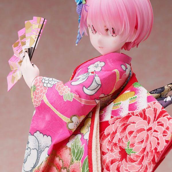 Figura Ram Japanese Doll Re Zero F Nex