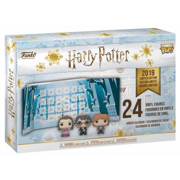 Funko Harry Potter Wizarding World 2019 Advent Calendar Pocket POP!
