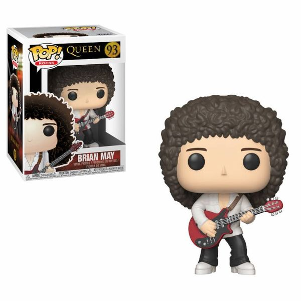 Funko Brian May Queen PoP!