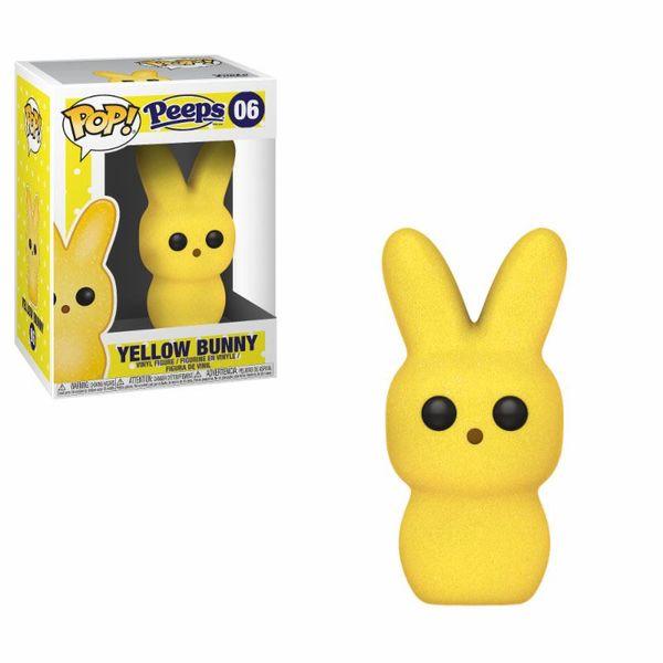 Funko Bunny Yellow Peeps PoP!