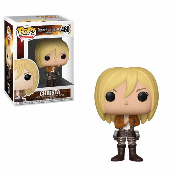 Christa Attack on Titan Funko PoP!
