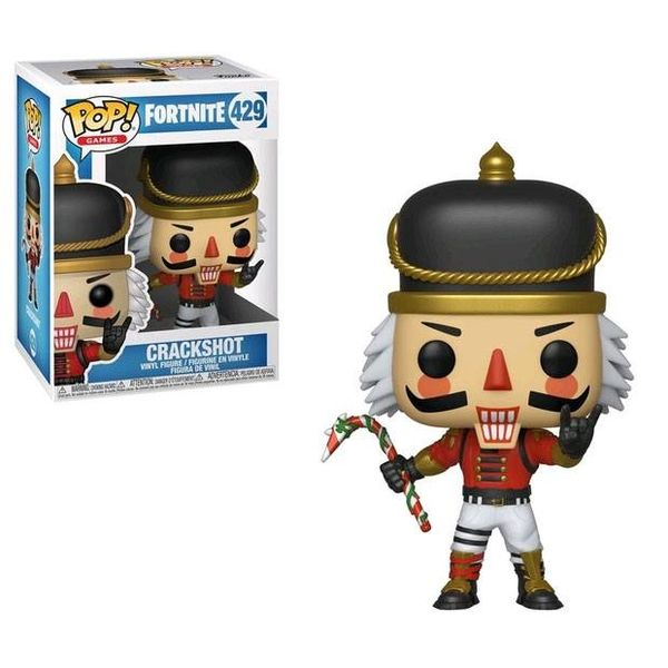 Funko Crackshot Fortnite PoP!
