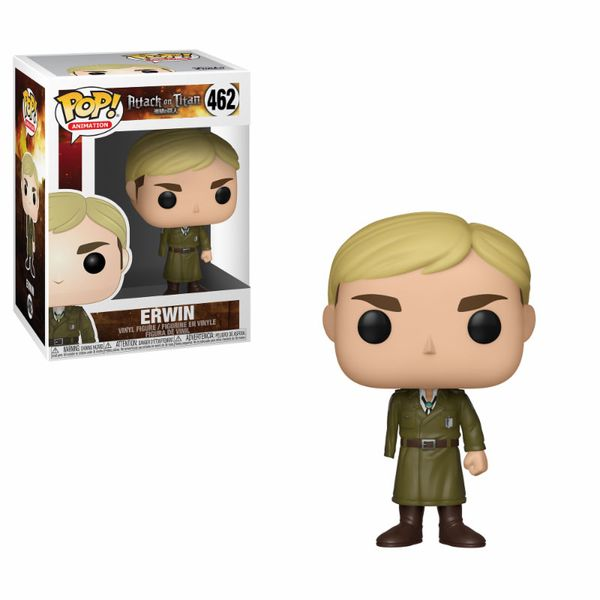 Erwin One Armed Attack on Titan Funko PoP!