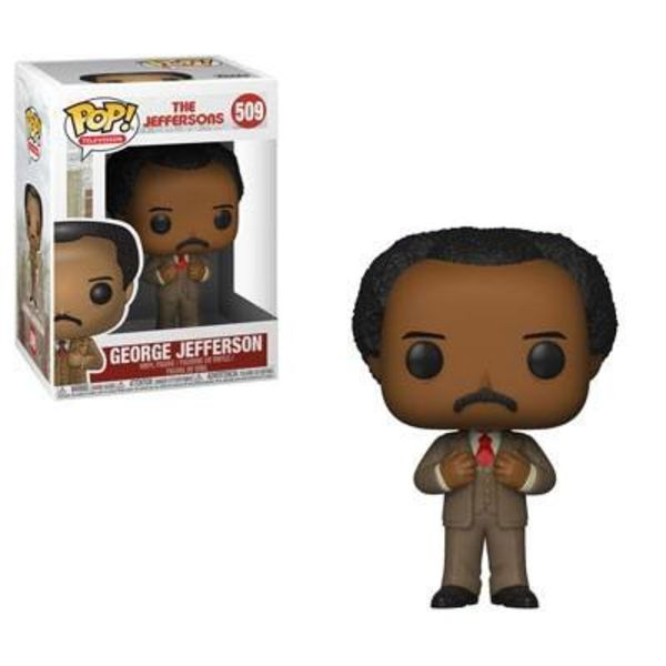 George Jefferson The Jefferson Funko PoP!
