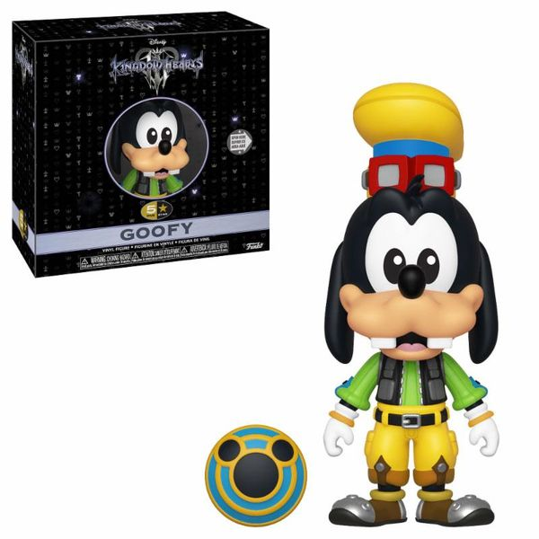 Goofy Kingdom Hearts 3 Funko 5 Star
