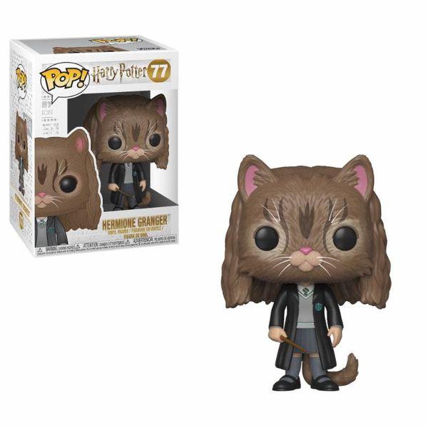 Funko Hermione Cat Harry Potter PoP!