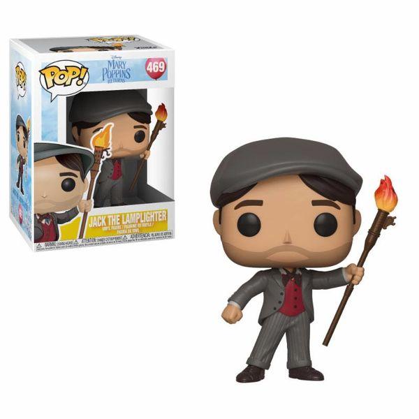 Jack the Lamplighter Funko Mary Poppins PoP!