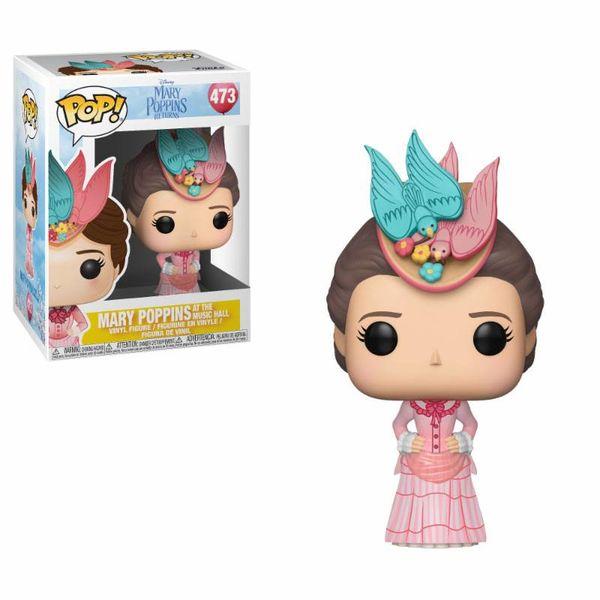 Funko Mary Pink Dress Mary Poppins PoP!